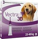 Фото Ceva Капли Vectra 3D для собак 25-40 кг 3 шт.