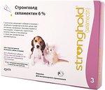 Фото Stronghold Капли для щенков и котят до 2.5 кг 1 шт.