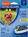 Фото Hartz Ошейник UltraGuard Flea & Tick Collar For Puppies 38 см (3270080478)