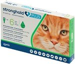 Фото Stronghold Капли Plus для кошек 5-10 кг 1 шт.
