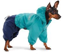 Фото Pet Fashion Комбинезон-дождевик Бинго S
