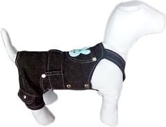 Фото Dogs Bomba Комбинезон джинсовый (размер 6)