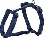 Фото Trixie Шлея Premium H-Harness M-L 52-75 см / 20 мм indigo (203413)
