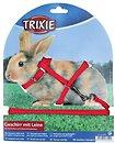 Фото Trixie Шлея с поводком Rabbit Harness with Leash 25-44 см / 8 мм (6150)