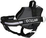 Фото Collar Шлея Dog Extreme Police №3 55-75 см черный (07061)