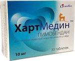 Фото Cymedica Таблетки Хартмедин 10 мг, 30 шт