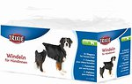 Фото Trixie Подгузники Diapers for Female Dogs S-M 28-40 см 12 шт. (23632)