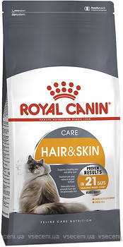 Фото Royal Canin Hair&Skin 2 кг