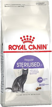 Фото Royal Canin Sterilised 37 10 кг