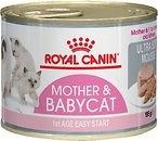 Фото Royal Canin Mother and Babycat Ultra Soft Mousse 195 г