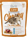 Фото Brit Care Cat Cheeky I am Living Outdoor 400 г