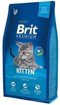 Фото Brit Premium Cat Kitten 8 кг