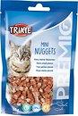 Фото Trixie Premio Trainer Snack Mini Fish Nuggets 50 г (42741)