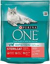 Фото Purina One Sterilcat Salmon & Wheat 800 г