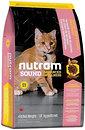 Фото Nutram Sound Balanced Wellness Kitten 5.4 кг