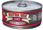 Фото Nutra Mix Консервированный корм тунец с рисом 156 г