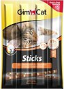 Фото GimCat Sticks Salmon 4 шт. (420622)