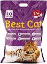 Фото Best Cat Фиолетовый 10 л