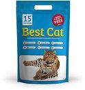 Фото Best Cat Голубой 15 л (SGL037)