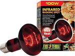 Фото Exo Terra Infrared Basking Spot / Heat Glo Infrared R25/100 Вт (PT2144)