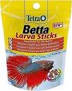 Фото Tetra Betta Larva Sticks 25 мл, 5 г (259317)